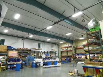 Commercial Lighting Incentive Program