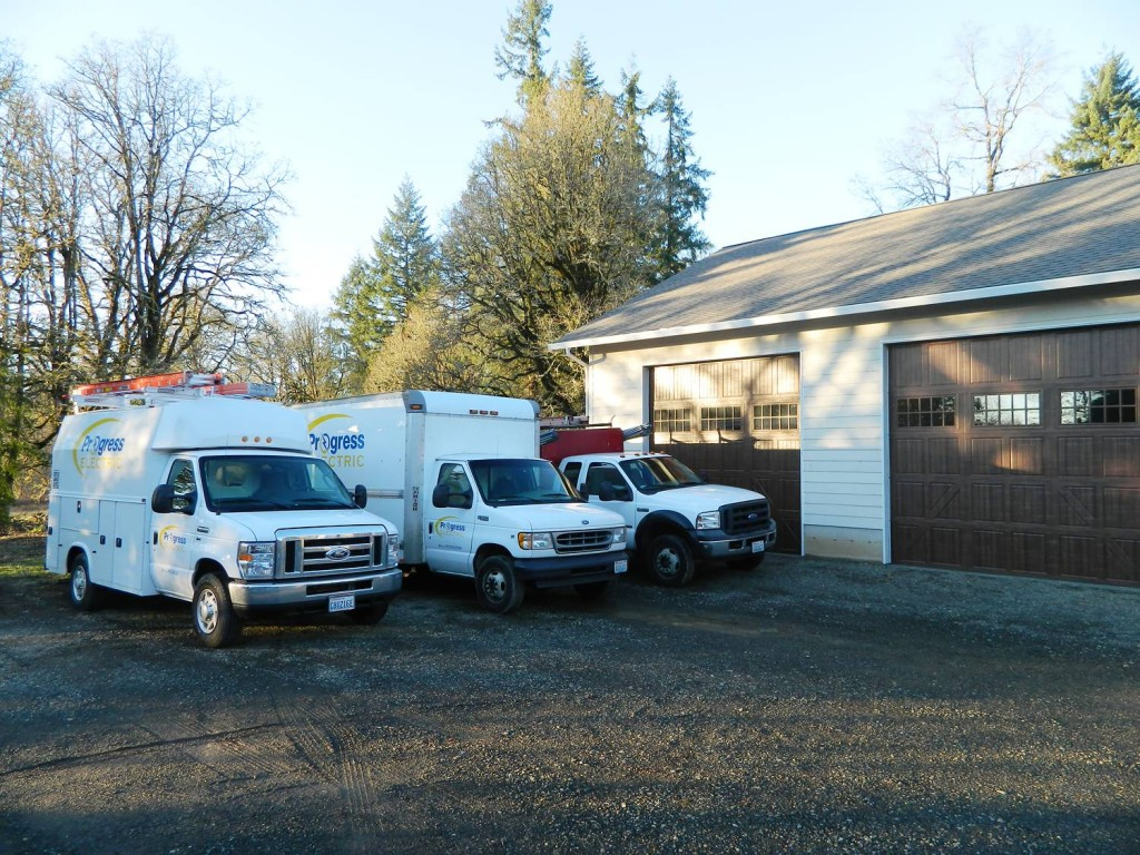 Electrical contractor in Vancouver Wa